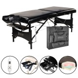 "30"" Galaxy Therma-Top Portable Massage Table"