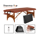 "28"" Fairlane Therma-Top Portable Massage Table"