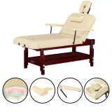 "31"" SpaMaster Stationary Massage Table"